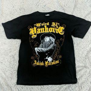 Weird Al Yankovic T-shirt Amish Paradise